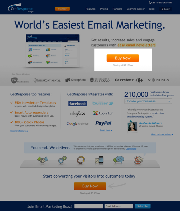 Pricing page makes no mention of free trials