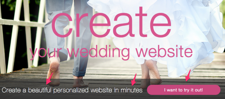 Updated banner image on WedBuddy.com