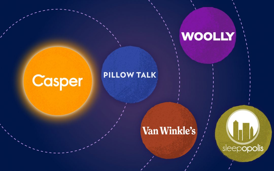 Peek Inside Casper's $750 Million Content Marketing Universe