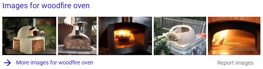 Image results for woodfire oven